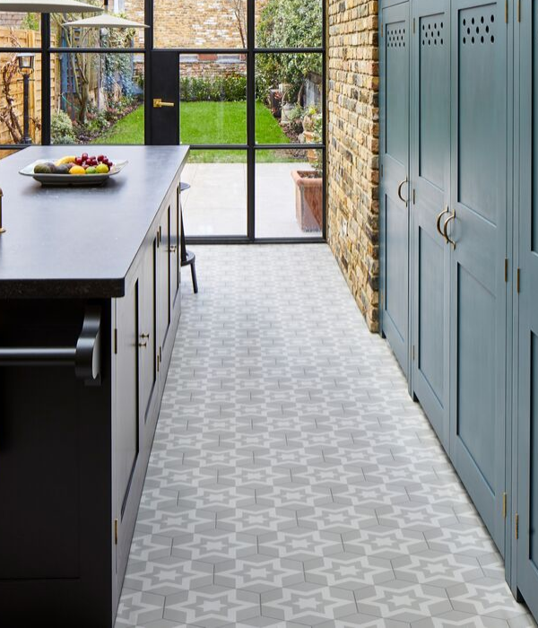 Ca' Pietra Nova Cloud Porcelain.  Edinburgh Tile Studio.