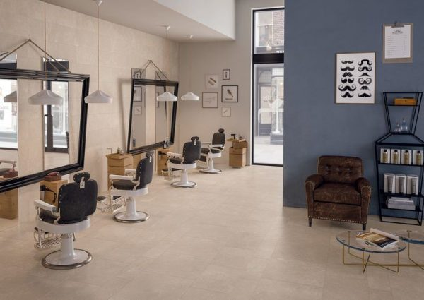 Keope Code Beige. Edinburgh Tile Studio