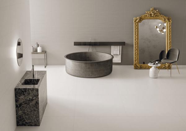 Keope Elements Design White. Edinburgh Tile Studio