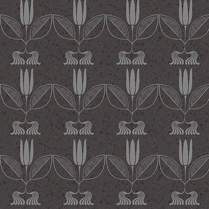 Mutina Cover Liberty Black. Edinburgh Tile Studio