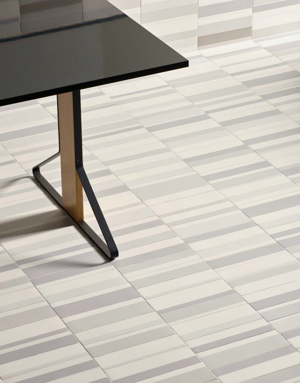 Mutina Piano Blanc. Edinburgh Tile Studio
