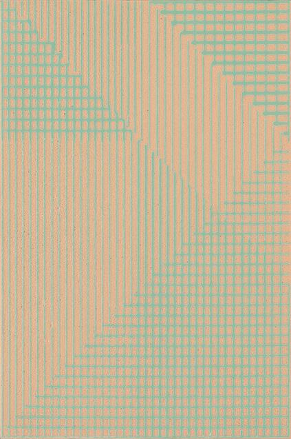Mutina Tierras Blush Frame. Edinburgh Tile Studio