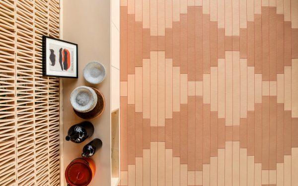 Mutina Tierras Blush and Sand. Edinburgh Tile Studio