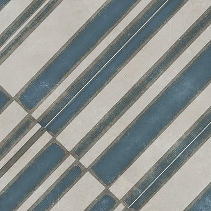 Mutina Azulej Grigio Diagonal. Edinburgh Tile Studio