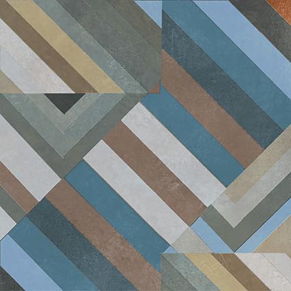 Mutina Azulej Grigio Prata. Edinburgh Tile Studio