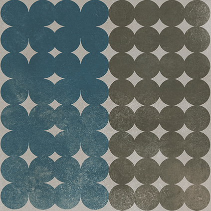 Mutina Azulej Grigio Trevo. Edinburgh Tile Studio