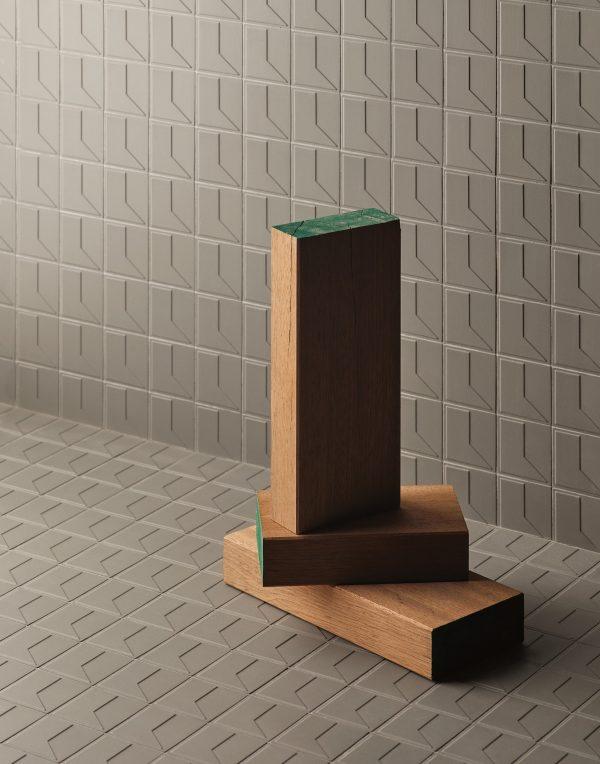 Mutina Numini Cliff. Edinburgh Tile Studio