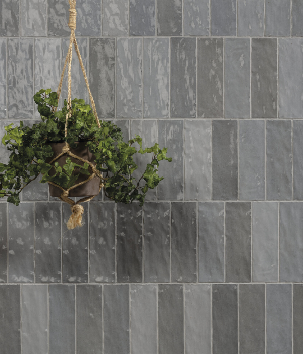Ca' Pietra Oasis Grey Ceramic. Edinburgh Tile Studio.