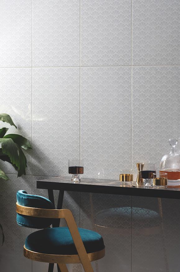 Original Style Living Radiance Splendour. Edinburgh Tile Studio.