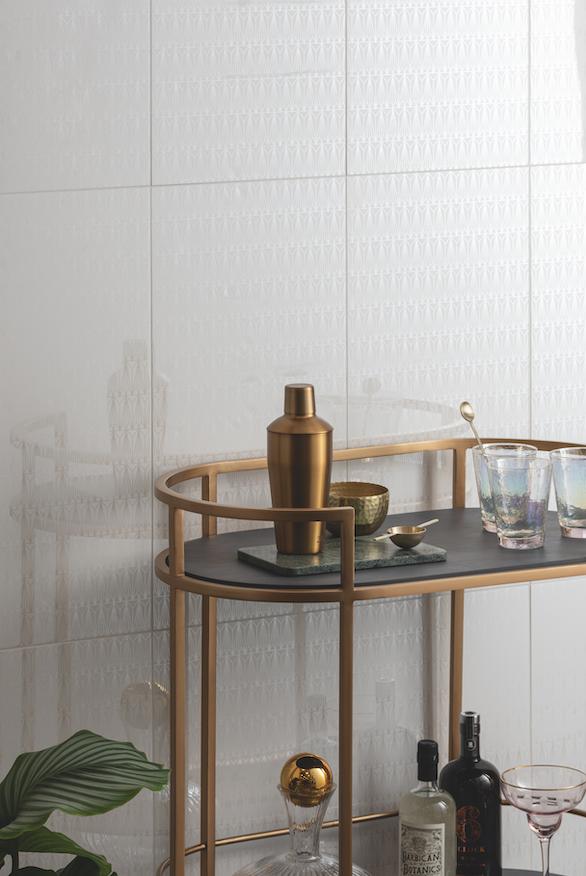 Original Style Living Radiance Symmetry. Edinburgh Tile Studio.