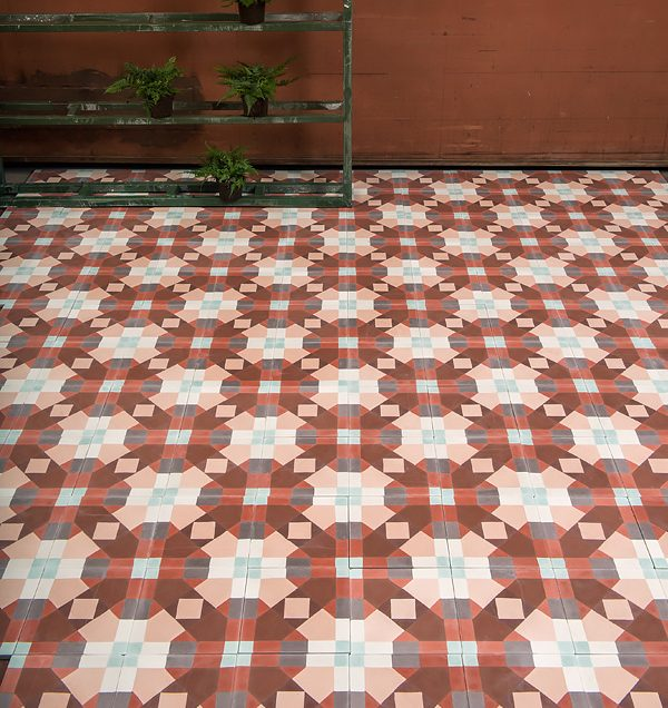 Marrakech Design Raval Sant Pau. Edinburgh Tile Studio.