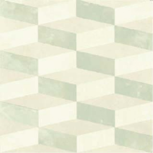 Azzulej_Cubo_Cream, Edinburgh Tile Studio
