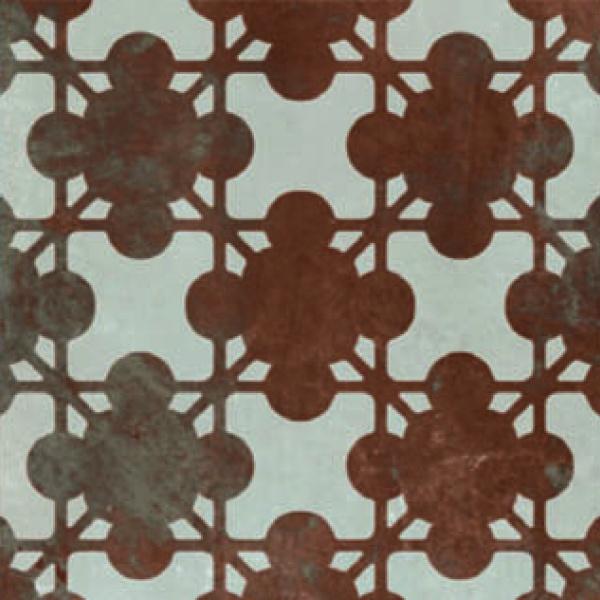 Azulej_Estrela_GreyBlue Tile, Edinburgh Tile Studio