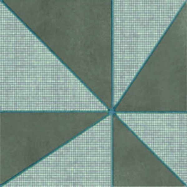 Azulej_Gira_GreyBlue Tile, Edinburgh Tile Studio