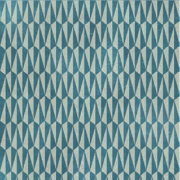 Azulej_Trama_GreyBlue Tile, Edinburgh Tile Studio