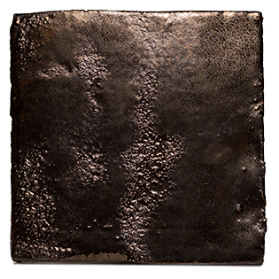 New Terracotta Vintage Metallics Colours Bronze Gold Eruption V118, Edinburgh Tile Studio
