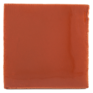 New Terracotta Vintage Basic Colours Burnt Siena B301, Edinburgh Tile Studio