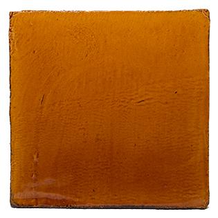 New Terracotta Basic Colour Crème Caramel B054 Tile, Edinburgh Tile Studio