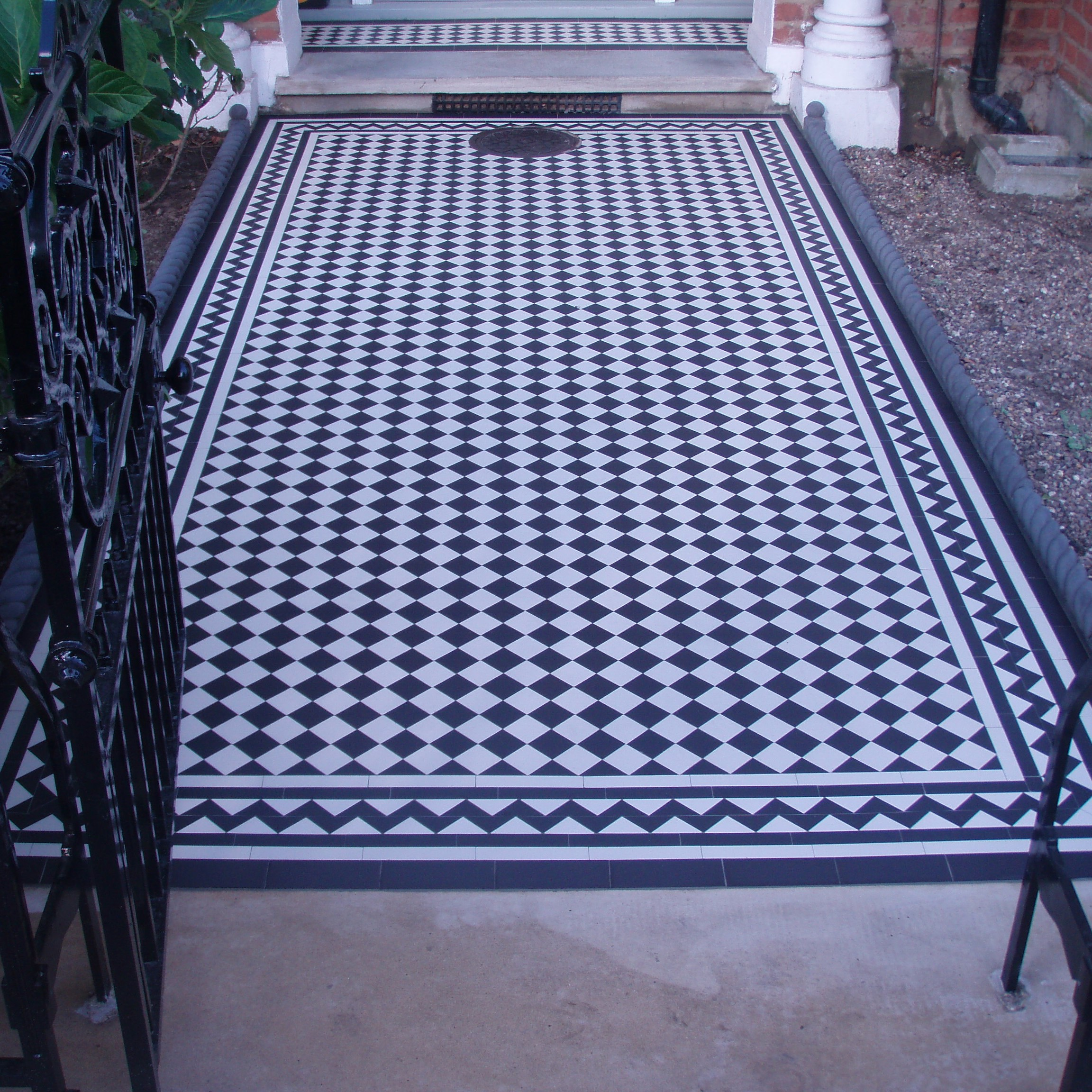 Olde English Victorian Floor Ennerdale Pattern
