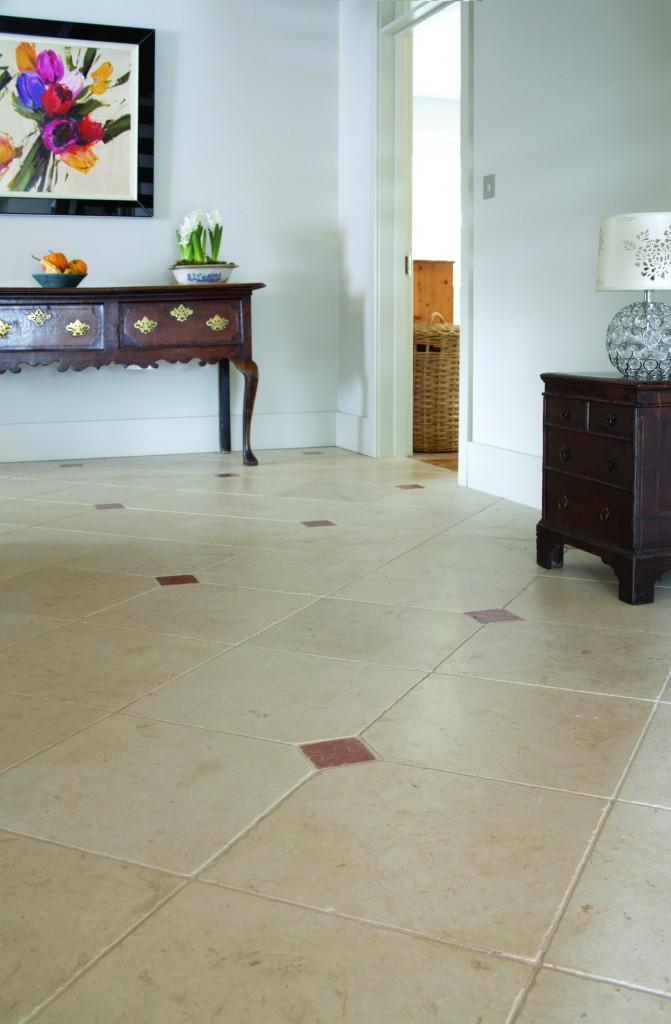 Ca' Pietra Fontaine Limestone Tumbled, Edinburgh Tile Studio