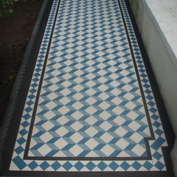 Olde English Grafham Pattern, Edinburgh Tile Studio