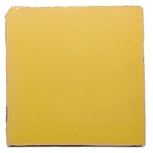 New Terracotta Vintage Basic Colours Pikachu Yellow B049, Edinburgh Tile Studio
