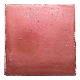 New Terracotta Vintage Metallics Colours Pink Mica V240, Edinburgh Tile Studio