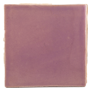 New Terracotta Vintage Basic Colours Soft Lilac B037, Edinburgh Tile Studio