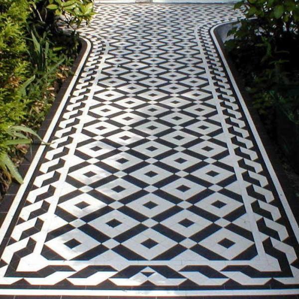 Olde English Colliford Pattern, Edinburgh Tile Studio