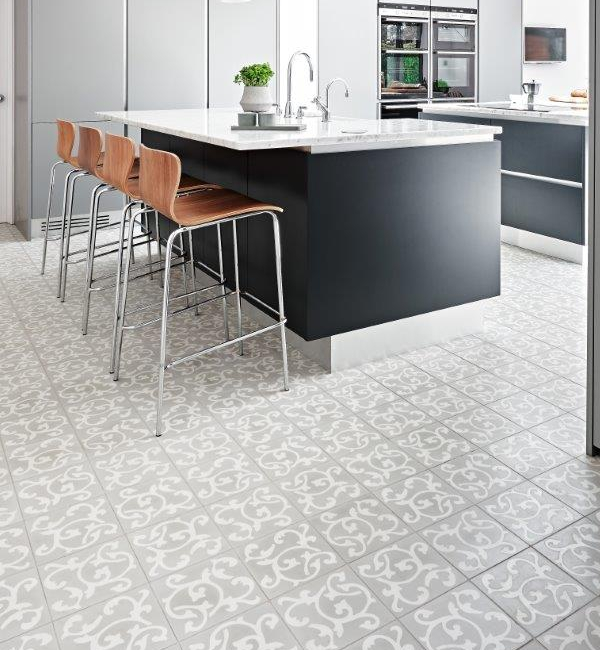 Kitchen Tiles Edinburgh ca' pietra encaustic, bloomsbury | edinburgh tile studio