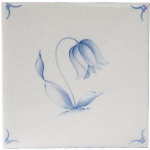 Marlborough Delft Classic Flowers