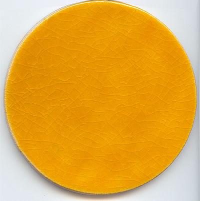 Jaafar Designs Milano Dots Orange, Edinburgh Tile Studio