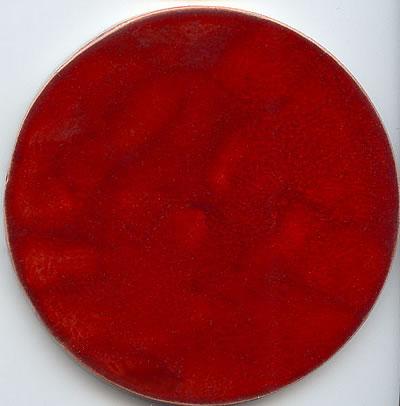 Jaafar Designs Milano Dots Red, Edinburgh Tile Studio