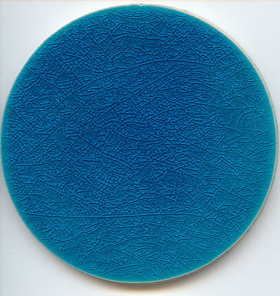 Jaafar Designs Milano Dots Turquoise, Edinburgh Tile Studio