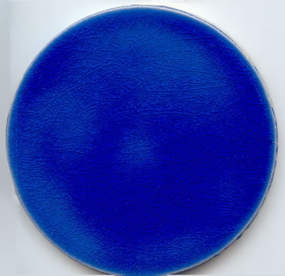 Jaafar Designs Milano Dots Ultramarine, Edinburgh Tile Studio