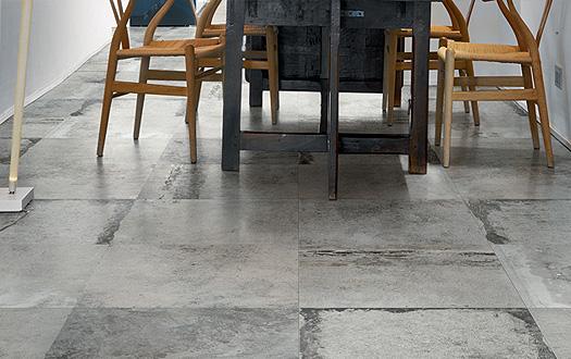 Marlborough Mendip Stone room shot, Edinburgh Tile Studio