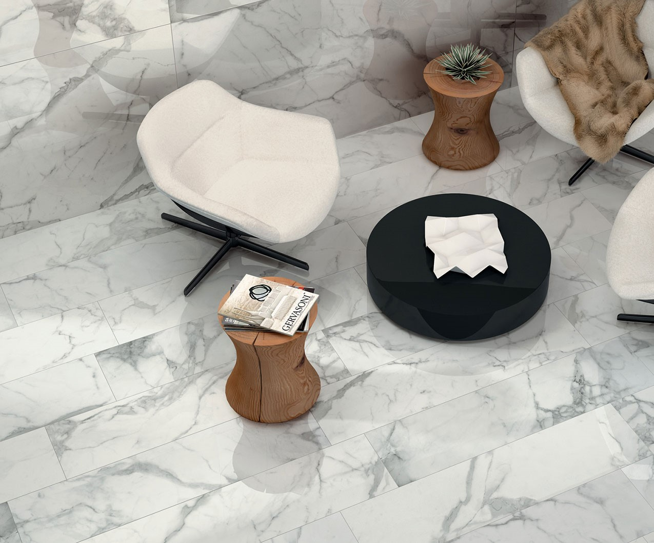 Marble Effect Collections