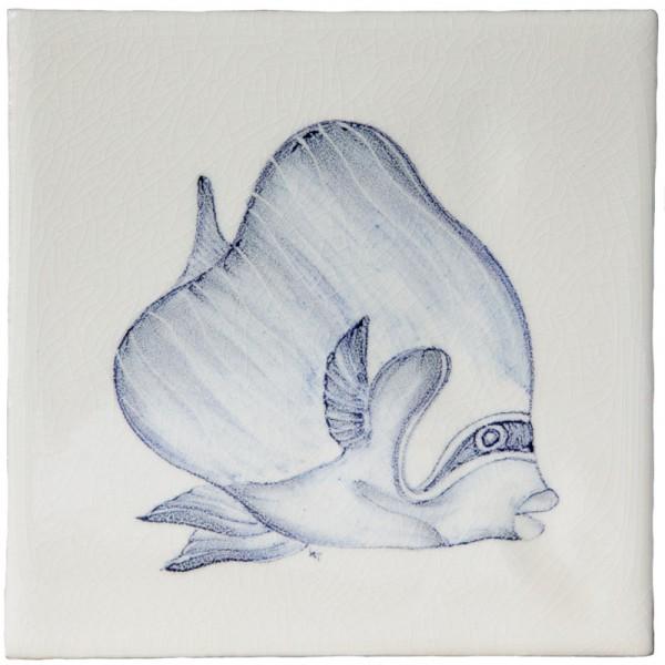 Marlborough Reef Encounters Tile 11, Edinburgh Tile Studio